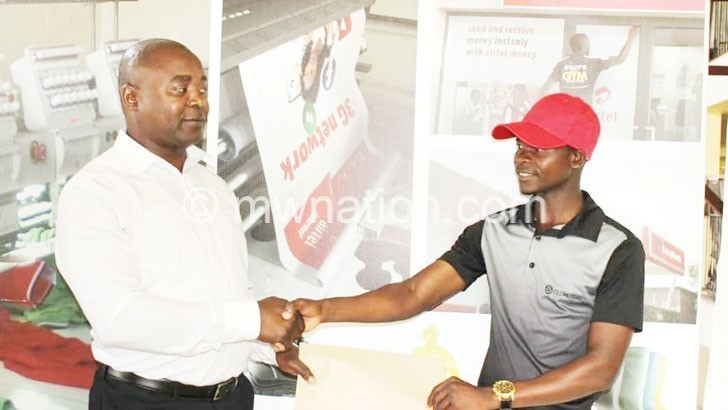 Symon Moses golfer | The Nation Online