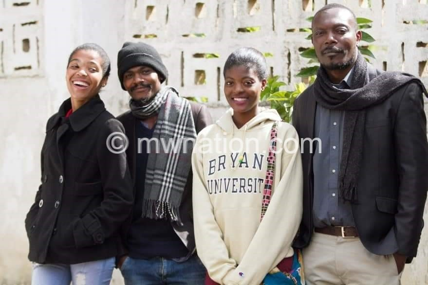 The cast | The Nation Online