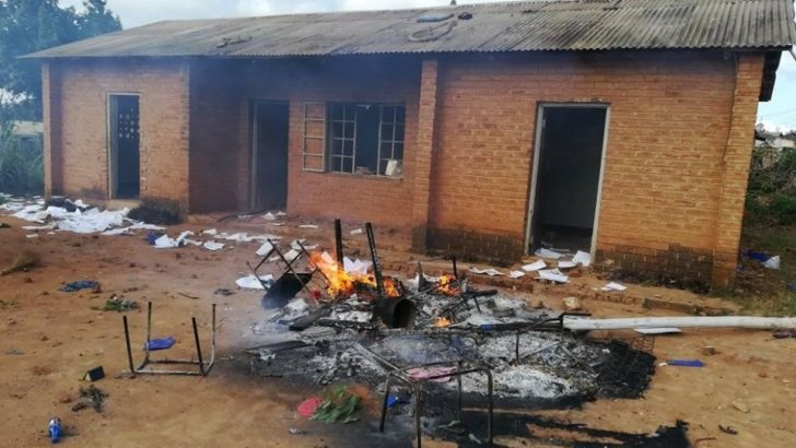 Chakwera for calm, condemns violence