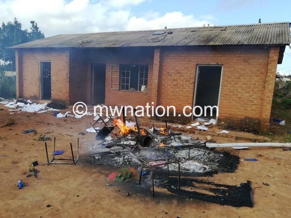 chibanga police | The Nation Online