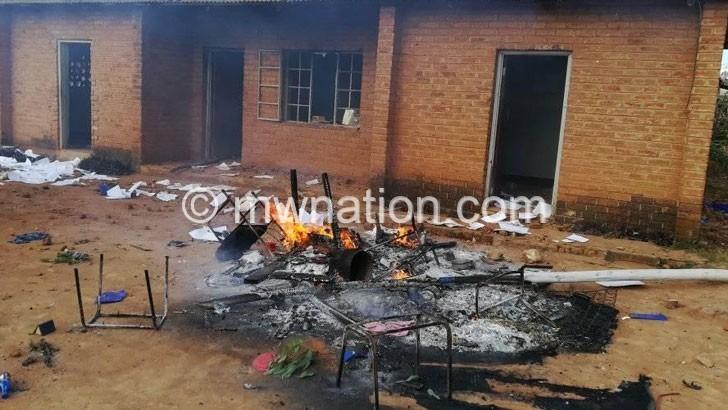 demo damage | The Nation Online