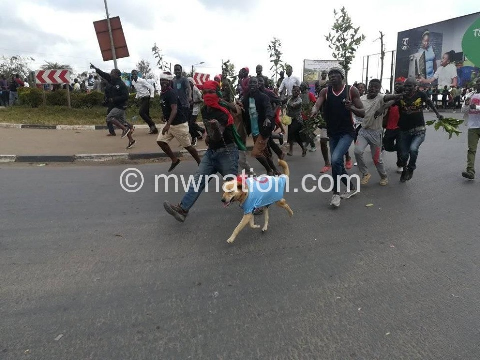 demo mzuzu | The Nation Online