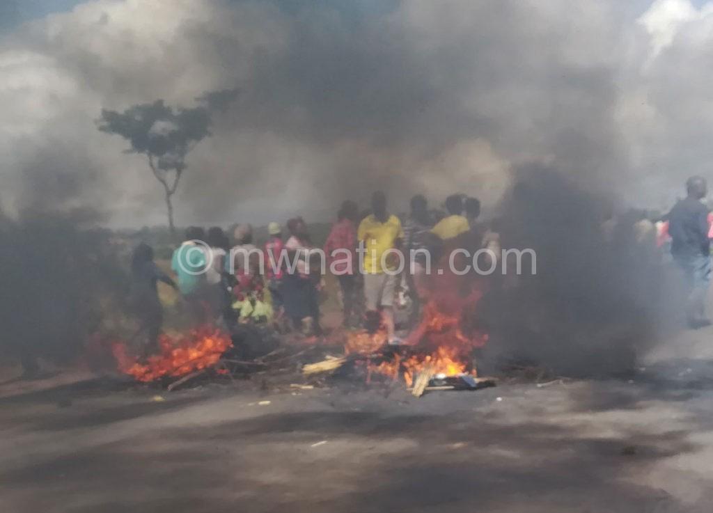 demo violence1 | The Nation Online