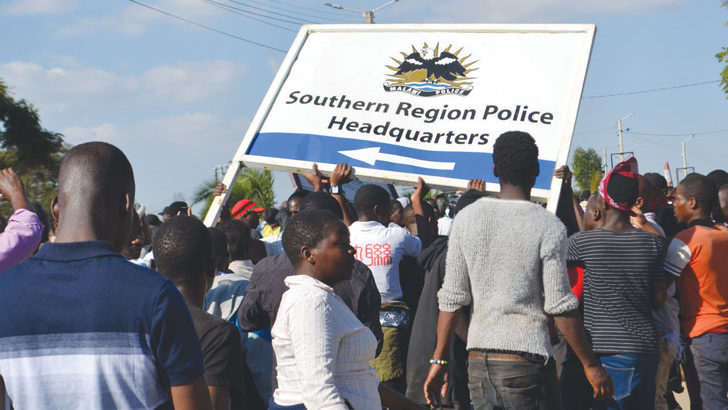 IG faulted on demos order