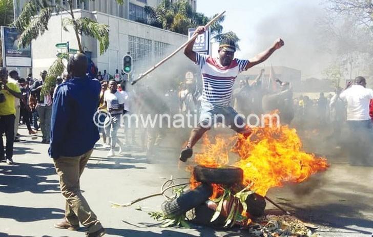demo violence4 | The Nation Online