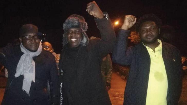 Vigil makes Ansah point, turns into a big gig