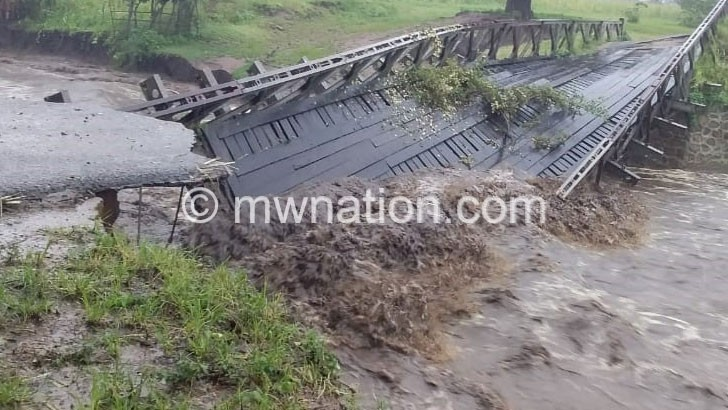 destroyed infrastructure | The Nation Online
