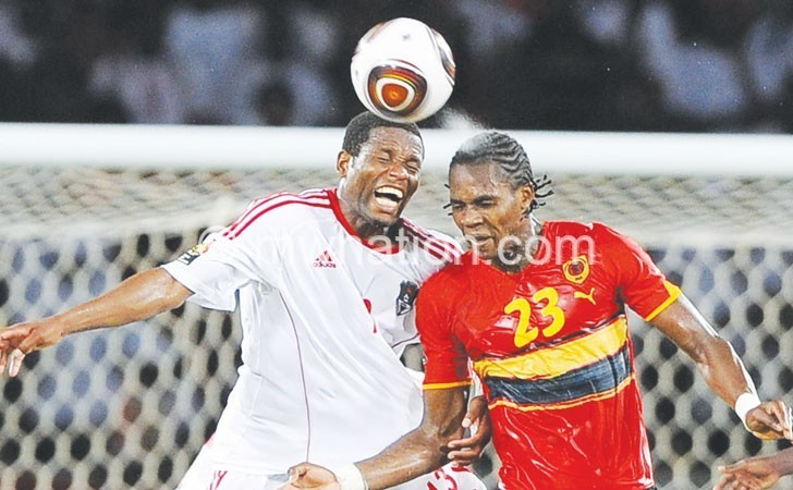 flames angola | The Nation Online
