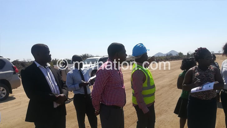 Lirangwe-Chingale Road first phase deadline extended