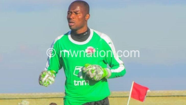 TN Stars hail Ghanaian goalkeeper for good run