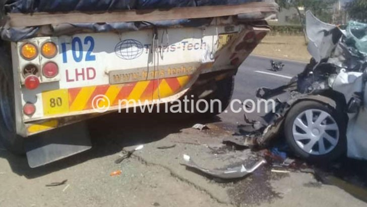 mec accident | The Nation Online