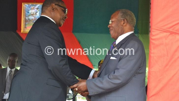 muluzi   The Nation Online