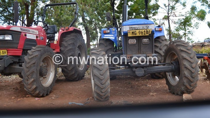 tractor | The Nation Online