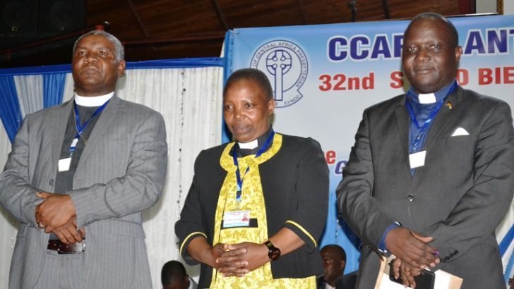 New broom at BT synod