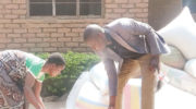 Livingstonia Synod in aid of disaster victims