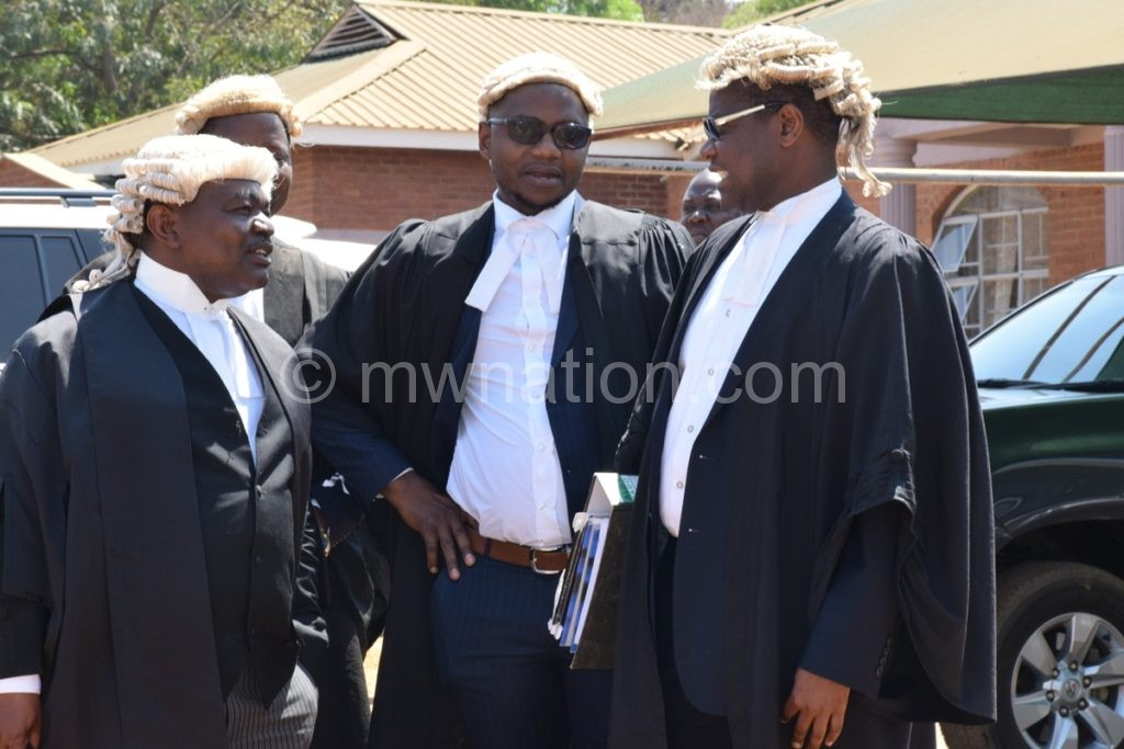 Court case today | The Nation Online