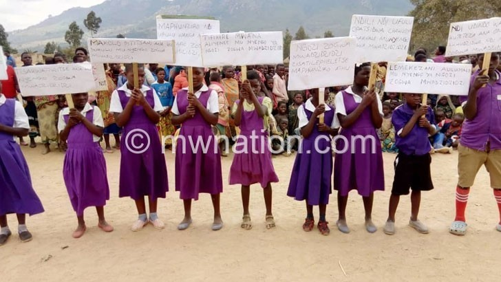 Dedza child rights story | The Nation Online