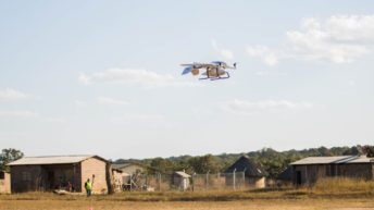 Utilising drones to deliver health supplies