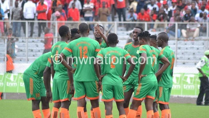 Dwangwa United 1 | The Nation Online