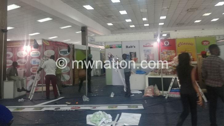Exhibitorstrade fair | The Nation Online