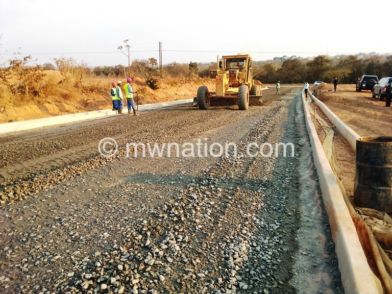 Lilongwe Road | The Nation Online