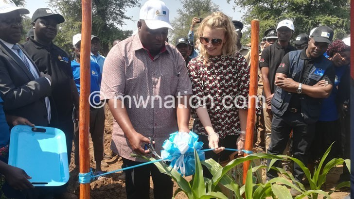 Ministry hails EU irrigation support
