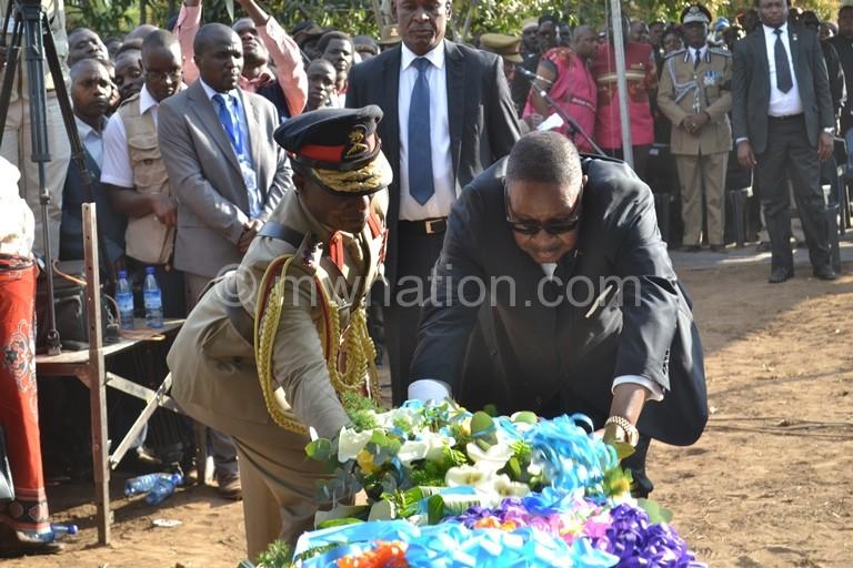 Ngolongoliwa apm | The Nation Online