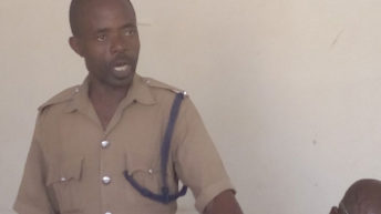 Balaka Police officers to protect children in schools