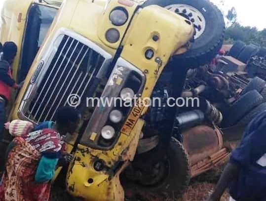 7 die, 3 seriously injured in Ntcheu road accident