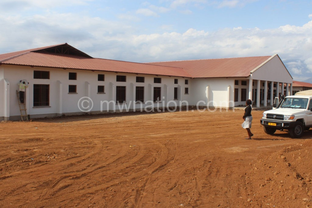 Phalombe District Hospital 1 | The Nation Online