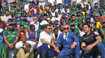 Team Lilongwe wins Pakistan Independence Cricket