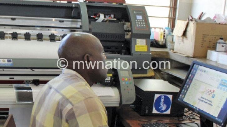 Inside Bangwe rare factory