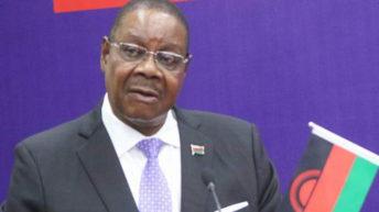 Mutharika to share MDGS III aspirations at Unga74