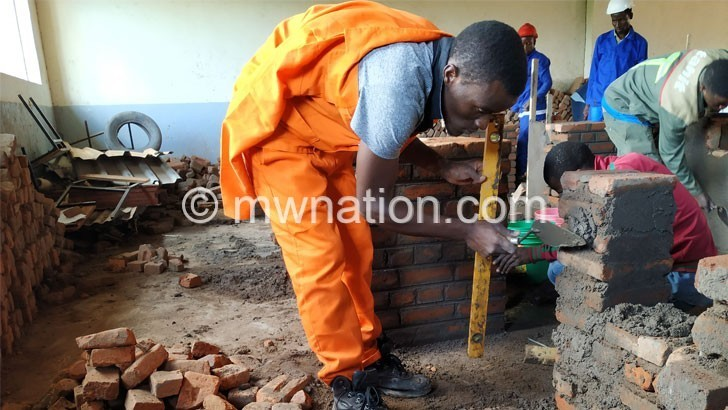 bricklaying | The Nation Online