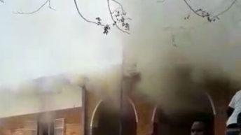 Fire guts Mulanje View Motel