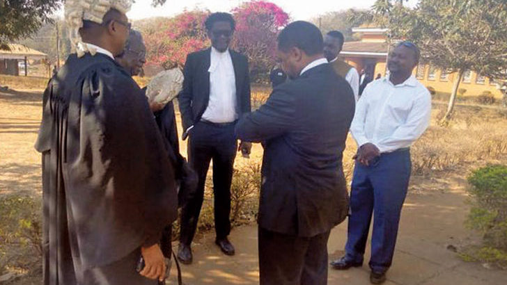 AG and Chilima tussle over monitors, tippex