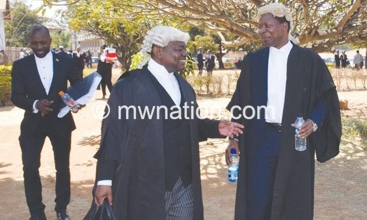 court kampale mhango | The Nation Online
