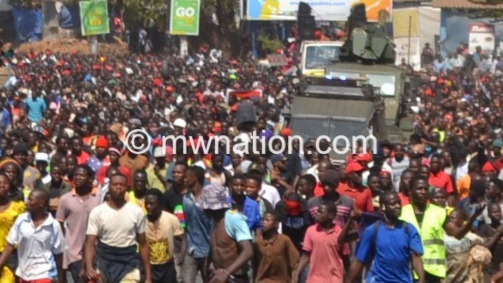 Chipwirikiti pa Malawi