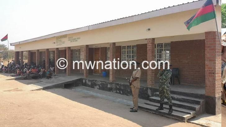 Evacuation centre opens in Salima