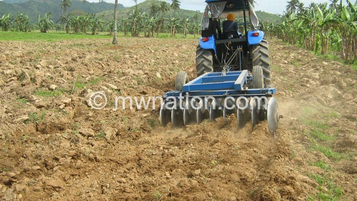 CisaNet wants agriculture plan fully financed