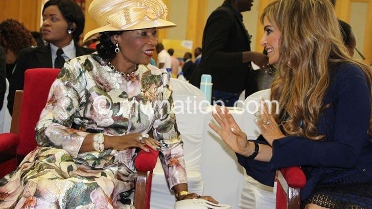first lady get | The Nation Online