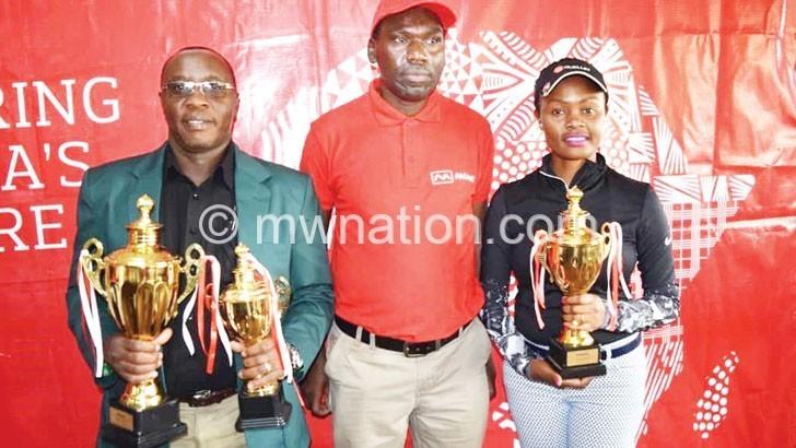 Mulwafu, Karonga and Luhanga shine in Minet Golf