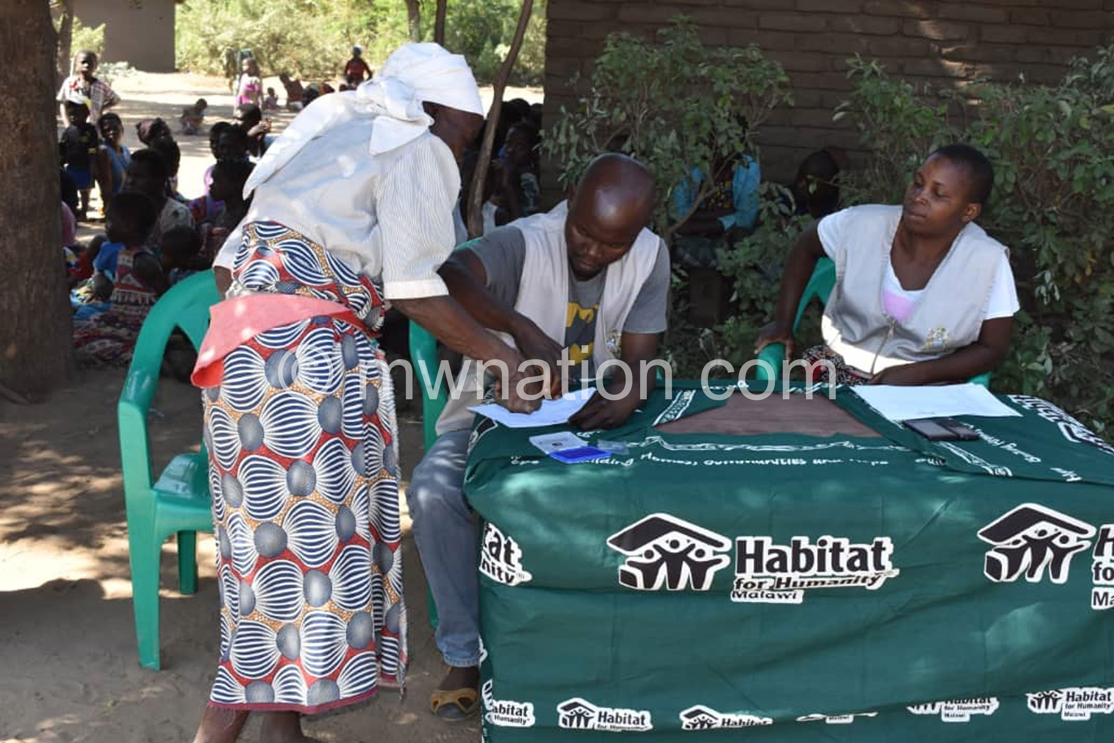 Korean agency helps Habitat build houses in Chikwawa