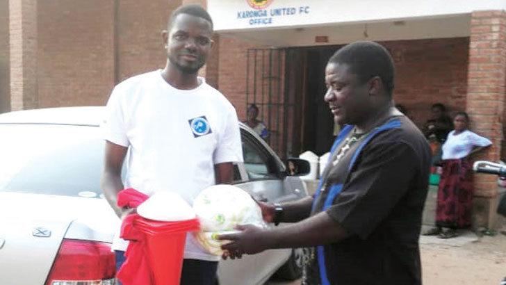 FAM donates equipment to Super League reserve teams