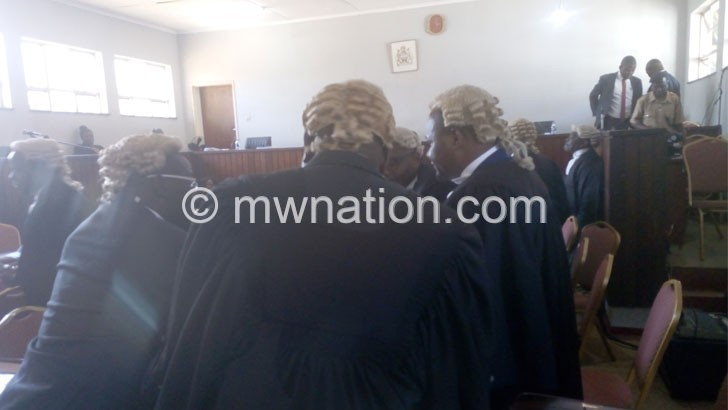 lawyers | The Nation Online
