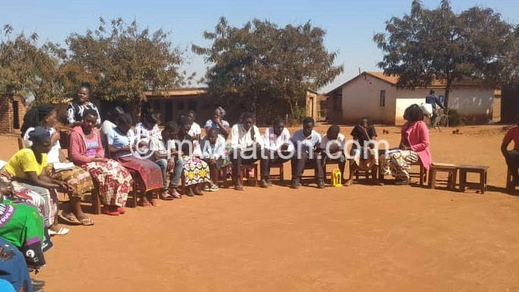 Lilongwe chiefs develop by-laws to protect girls