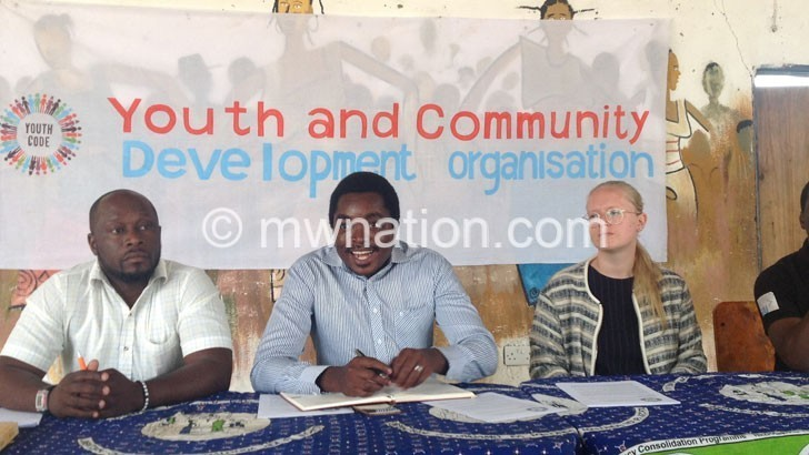 NGO reaffirms support to youths, women