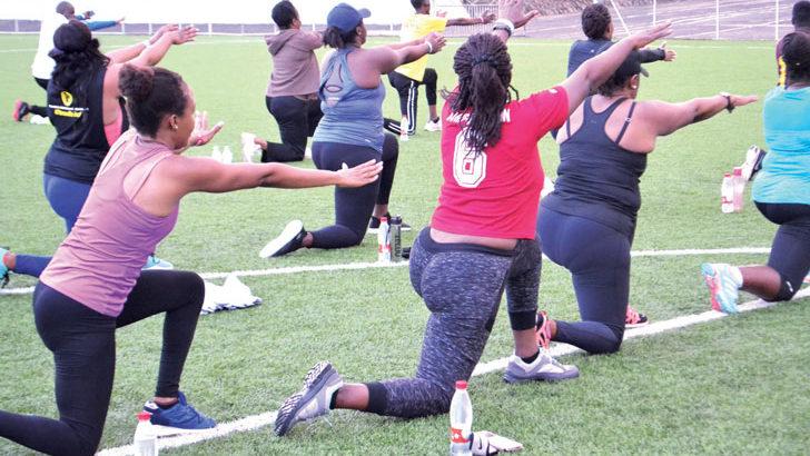 Mothers Fun Run aerobics initiative raises over K600 000