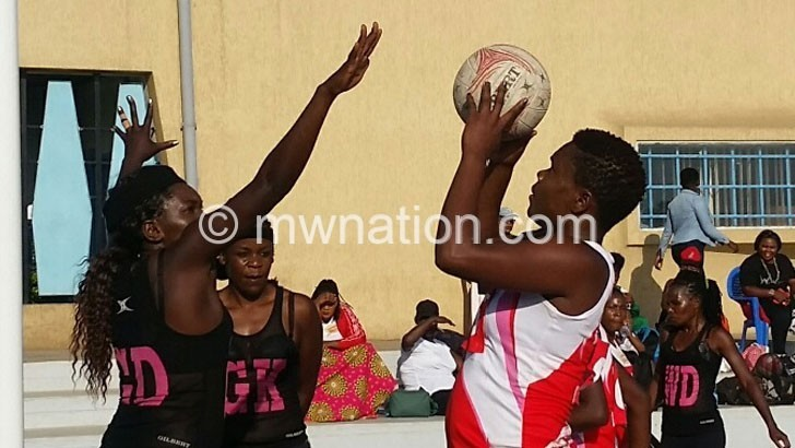 South Netball League gets K25 000 gate collection