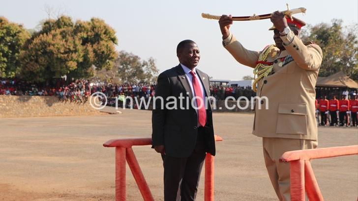 MDF will remain professional—Nundwe